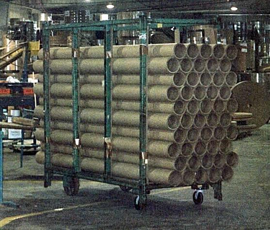 Coosa Racks We Manufacturer Stackable Steel Storage